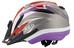 KED Meggy Reflex - Casco Niños - gris/violeta